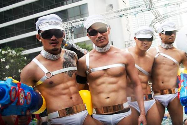 Thai gay